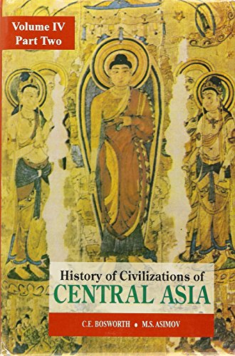 9788120815964: History of Civilizations of Central Asia: Achievements v. 4, Pt. 2