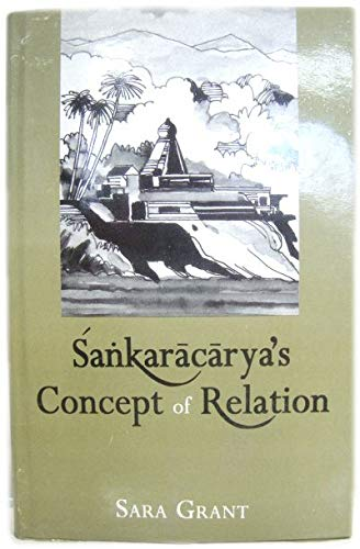 9788120815971: Sankaracarya's Concept of Relation