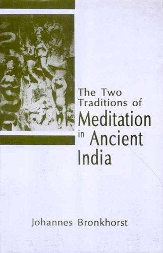 9788120816435: Two Traditions of Meditation in Ancient India