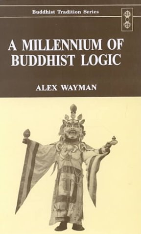 9788120816466: Millennium of Buddhist Logic (Vol 1) (Buddhist tradition series)
