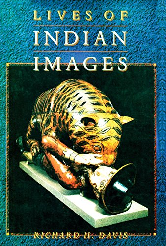 9788120816923: Lives of Indian Images