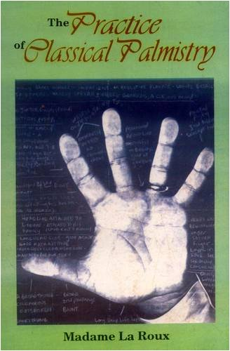 9788120817173: The Practice of Classical Palmistry