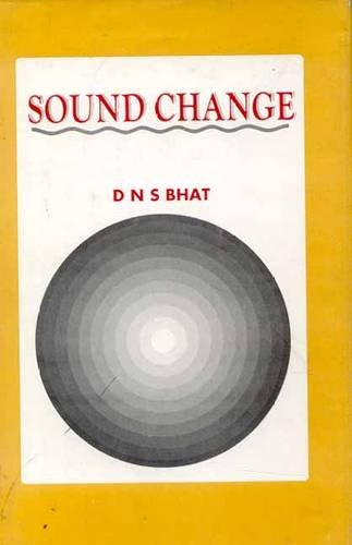 9788120817661: Sound Change (MLBD series in linguistics)