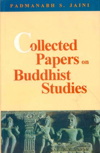 9788120817760: Collected Papers on Buddhist Studies