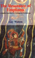 9788120818088: The Resonance of Emptiness: A Buddhist Inspiration for a Contemporary Psychotherapy