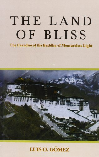 9788120818132: The Land of Bliss: The Paradise of the Buddha of Measureless Light