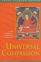 9788120818682: Universal Compassion: Transforming Your Life Through Love and Compassion