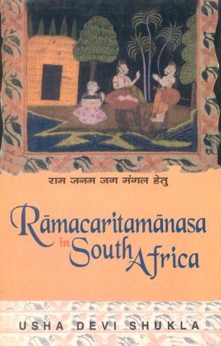Ramacaritamanasa in South Africa: Usha Devi Shukla
