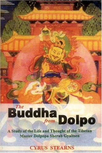 9788120819368: The Buddha from Dolpo: A Study of the Life and Thought of the Tibetan Master Dolpopa Sherab Gyaltsen