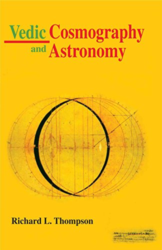 9788120819542: Vedic Cosmography and Astronomy