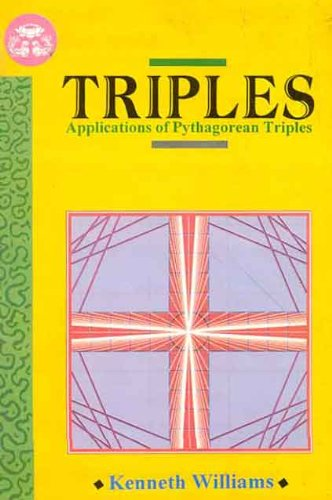 9788120819580: Applications of Pythagorean Triples (India Scientific Heritage)