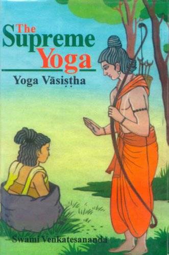 9788120819641: The Supreme Yoga: Vashista Yoga