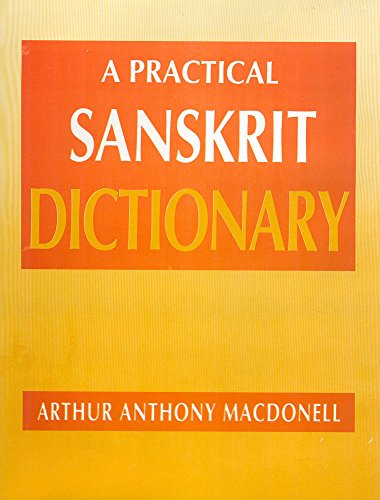 9788120820005: A Practical Sanskrit Dictionary