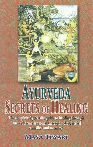 9788120820043: Ayurveda: Secrets of Healing