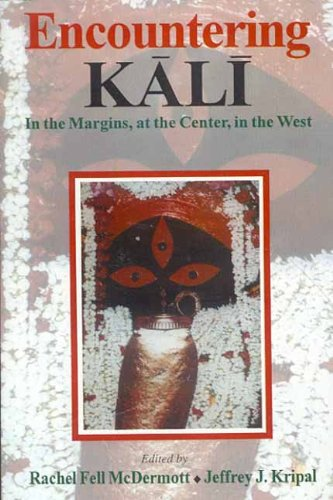 9788120820418: Encountering Kali: In the Margins, at the center in the West