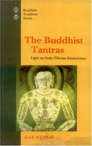 9788120827004: The Buddhist Tantras