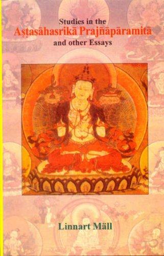 9788120827479: Studies in the Astasahasrika Prajnaparamita and other Essays