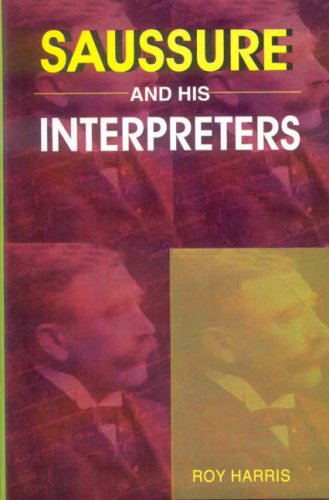 9788120827653: Saussure and His Interpreters