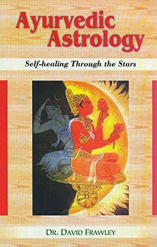 9788120831346: Ayurvedic Astrology
