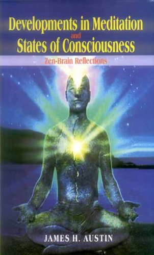 9788120833487: Development in Meditation and State of Consciousness: Zen Brain Reflections