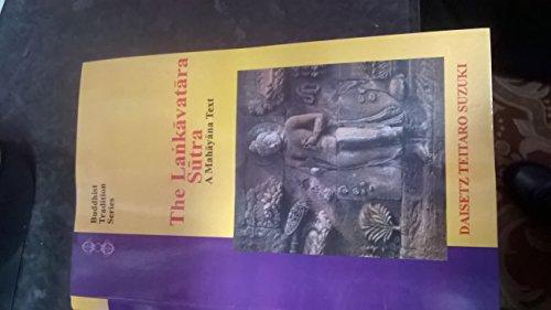 9788120833890: Lankavatara Sutra: A Mahayana Text
