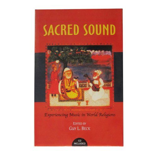 9788120834828: Sacred Sound (CD included)