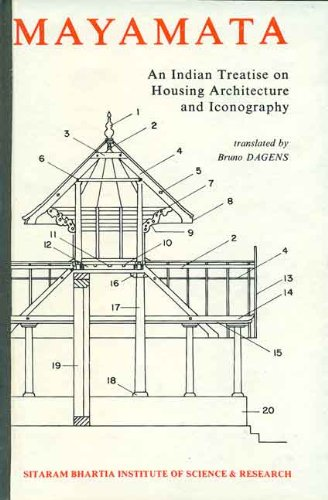9788120835252: Mayamata: An Indian Treatise on Housing Architecture and Iconography