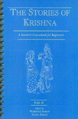 9788120835948: Stories of Krishna, The: Pt. 2: A Sanskrit Course for Beginners