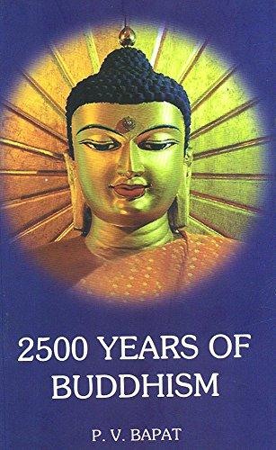 9788120839816: 2500 Years of Buddhism