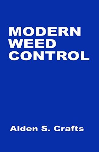 9788121100199: Modern Weed Control