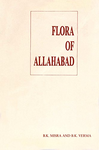 9788121100779: Flora of Allahabad District, Uttar Pradesh, India