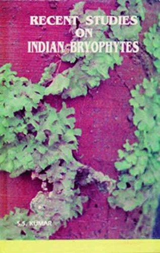 Recent Studies on Indian Bryophytes