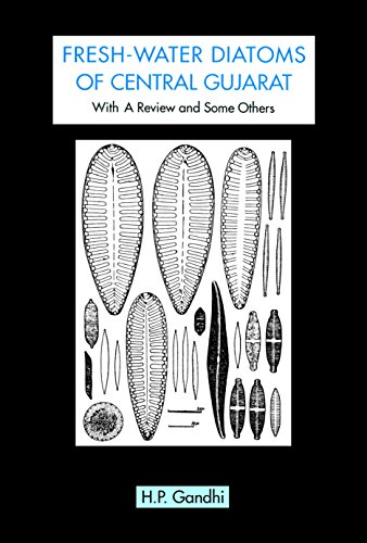 9788121101486: Fresh-Water Diatoms of Central Gujarat ; With A Review and Some Others