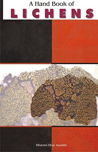 A Handbook of Lichens: Dharani Dhar Awasthi