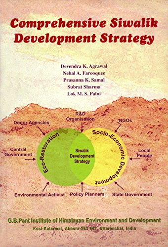 Comprehensive Siwalik Development Strategy: Palni L.M.S. Sharma