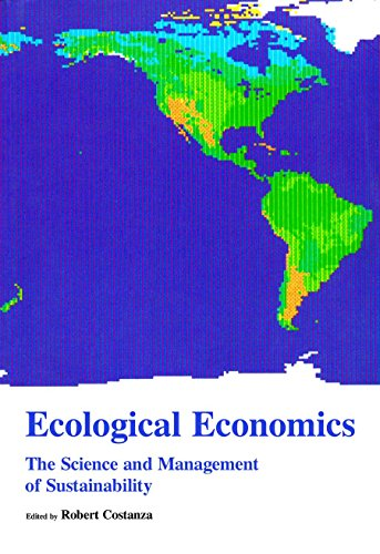 9788121104128: Ecological Economics: The Science And Management Of Sustainability