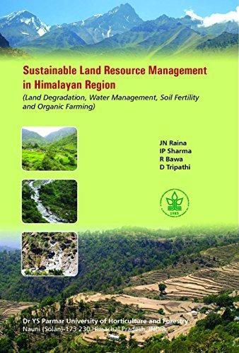 Sustainable Land Resource Management in Himalayan Region: J N Raina;