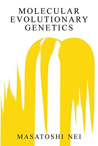 9788121105606: Molecular Evolutionary Genetics