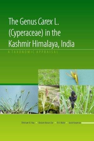 9788121109307: The Genus Carex L. (Cyperaceae) in the Kashmir Himalaya, India:A Taxonomic Appraisal