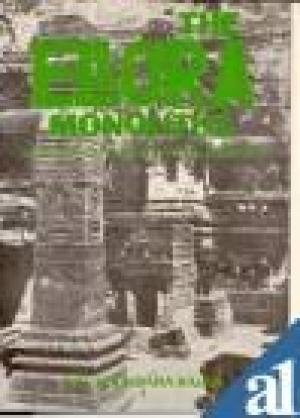 The Ellora Monoliths: Rashtrakuta Architecture in the Deccan: K.V. Soundara Rajan