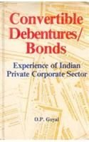 9788121201223: Convertible Debentures/Bonds : Experience of Indian Private Corporate Sector