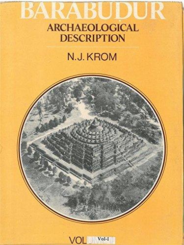 9788121201766: Barabudur: Archaeological Description,Vol.5