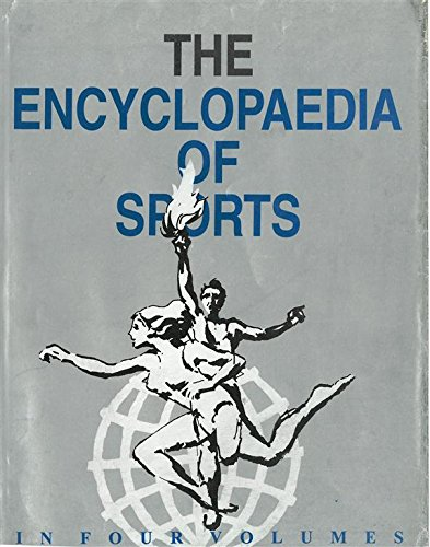 The Encyclopaedia of Sports (Sand-Z), Vol.4: Peek Hedley