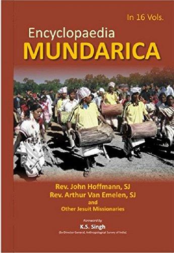 9788121203050: Encyclopaedia Mundarica ,Vol.1
