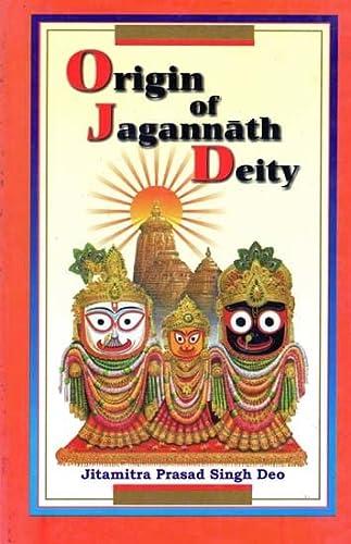 Origin of Jagannath Deity: Jitamitra Prasad S Deo