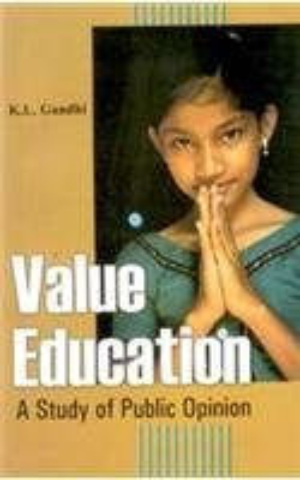 9788121204293: Value Education