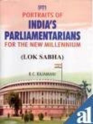 Portraits of India's Parliamentarians: For the New Millennium (Lok Sabha): R.C. Rajamani