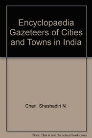 Encyclopaedia of Cities and Towns in India, 27 Vols.: Dr N. Seshagiri (ed.)