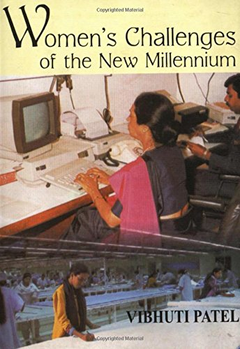 9788121208062: Women's Challenges of the New Millennium