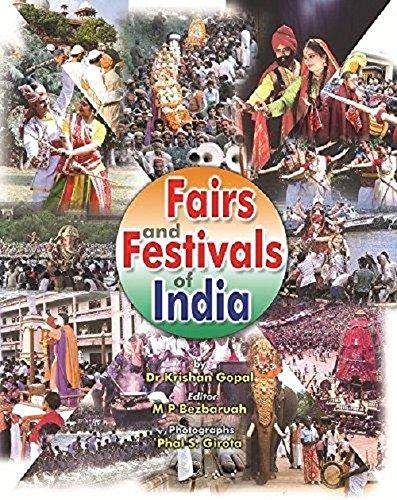 Fair and Festivals of India (Major Festivals: Dr. Krishan Gopal,